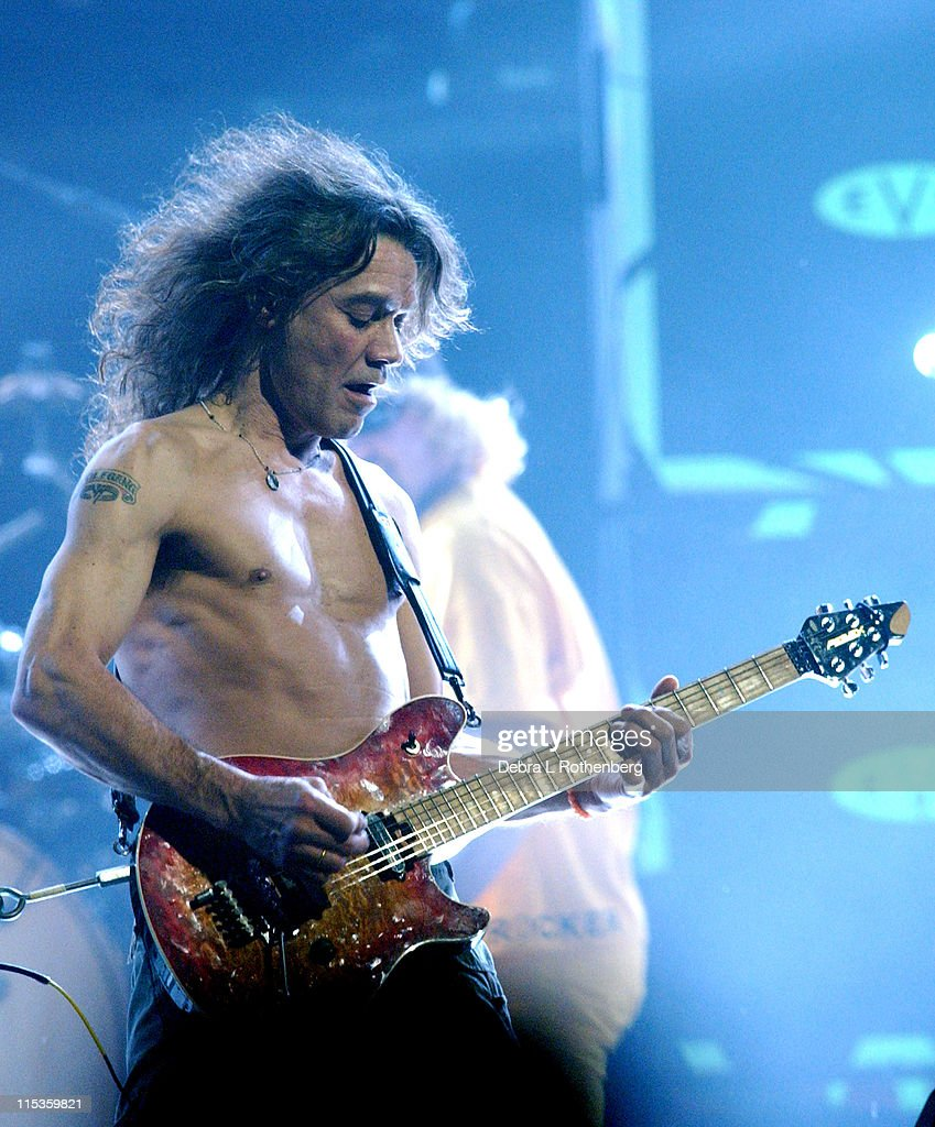 Van Halen in Concert - June 22, 2004