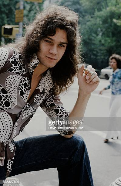 Eddie Van Halen Stock Photos And Pictures Getty Images