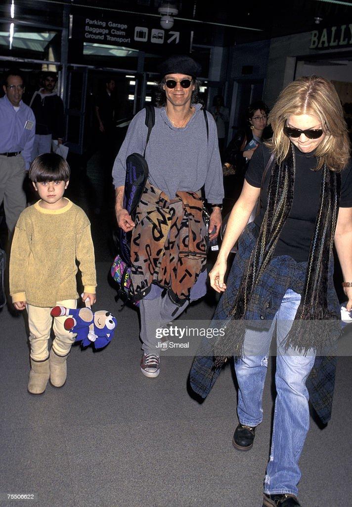 Valerie Bertinelli And Wolfgang Van Halen