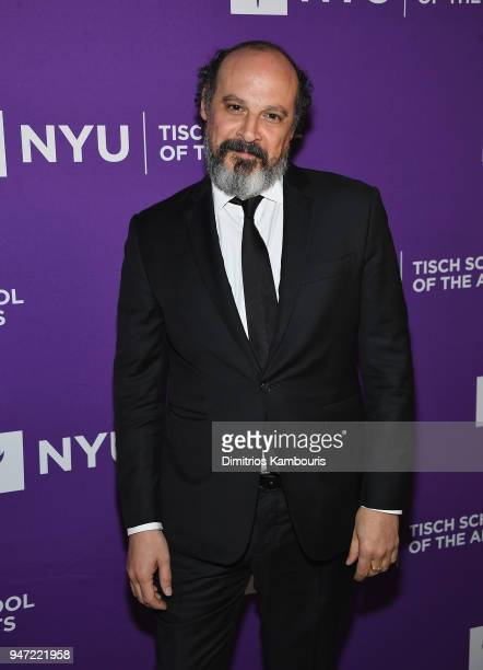 Eddy Moretti attends The New York University Tisch School Of The Arts 2018 Gala at Capitale on April 16 2018 in New York City