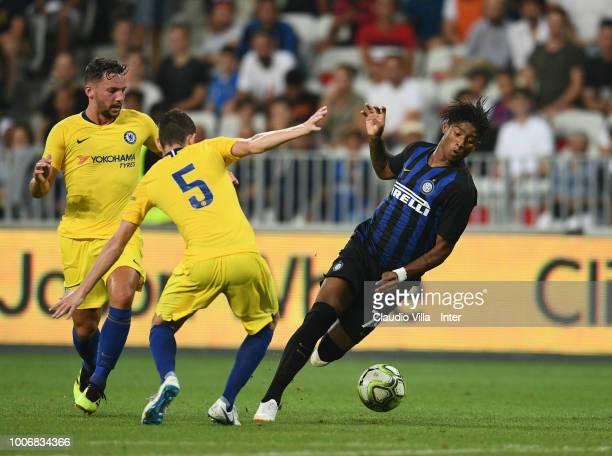 Chelsea Fc V Inter Milan International Champions Cup Stock