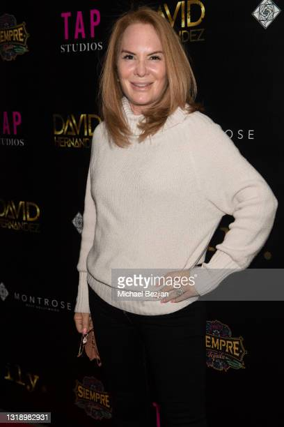 """Eden Alpert attends The Artists Project visits """"ily."""" Video Music Premiere by David Hernandez on May 19, 2021 in Los Angeles, California."""