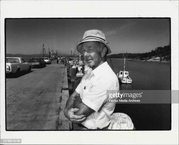 Eden fishing club Pat Warren November 19 1984