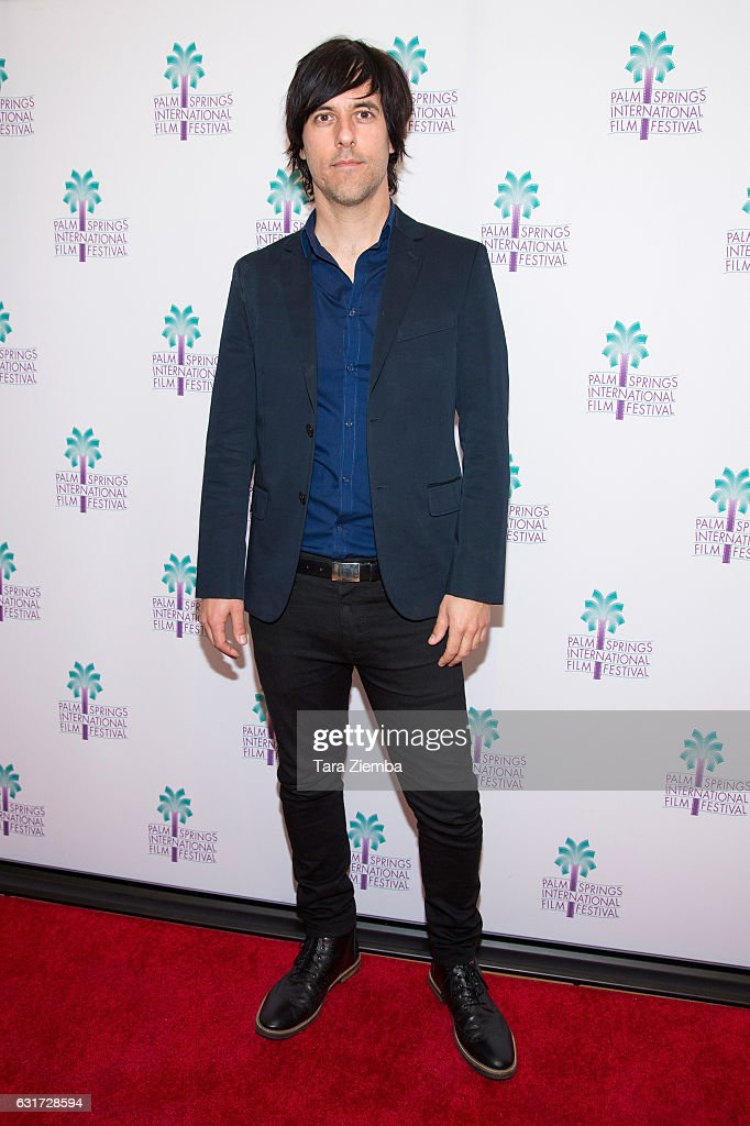 Eden Galindo attends a screening of 'Eagles Of Death Metal: Nos Amis' at the 28th Annual Palm Springs International Film Festival at Annenberg Theater on January 14, 2017 in Palm Springs, California.