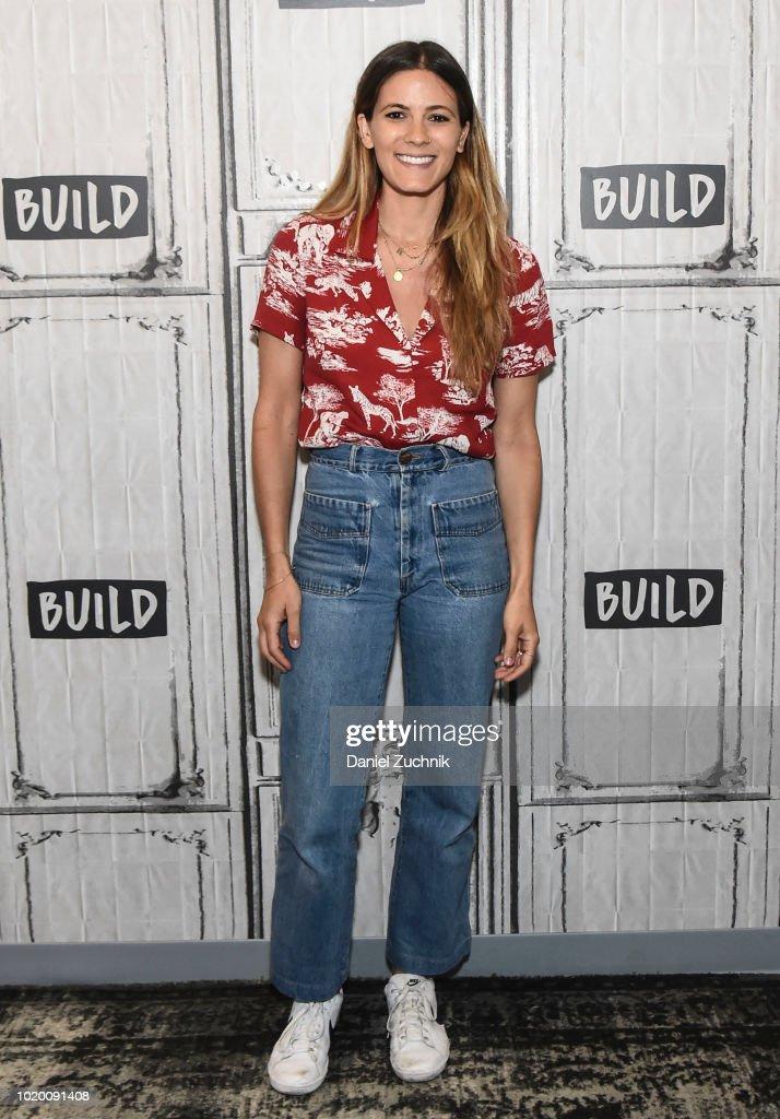 Celebrities Visit Build - August 20, 2018