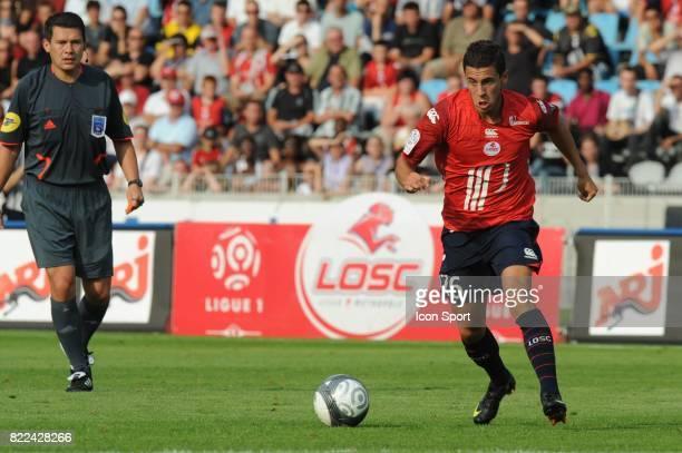 Eden HAZARD Lille / Lorient 1ere journee de Ligue 1 Stadium Nord Villeneuve d'Ascq