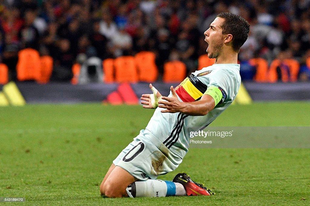 Hungary v Belgium - Round of 16: UEFA Euro 2016 : News Photo