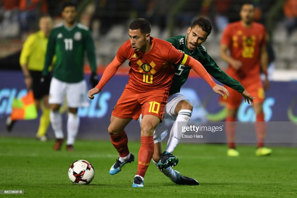 Belgium v Mexico - International Friendly : News Photo