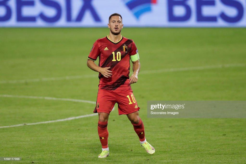 Belgium  v Czech Republic -World Cup Qualifier : News Photo