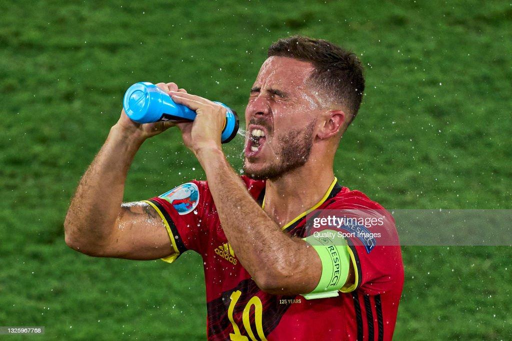 Belgium v Portugal - UEFA Euro 2020: Round of 16 : News Photo