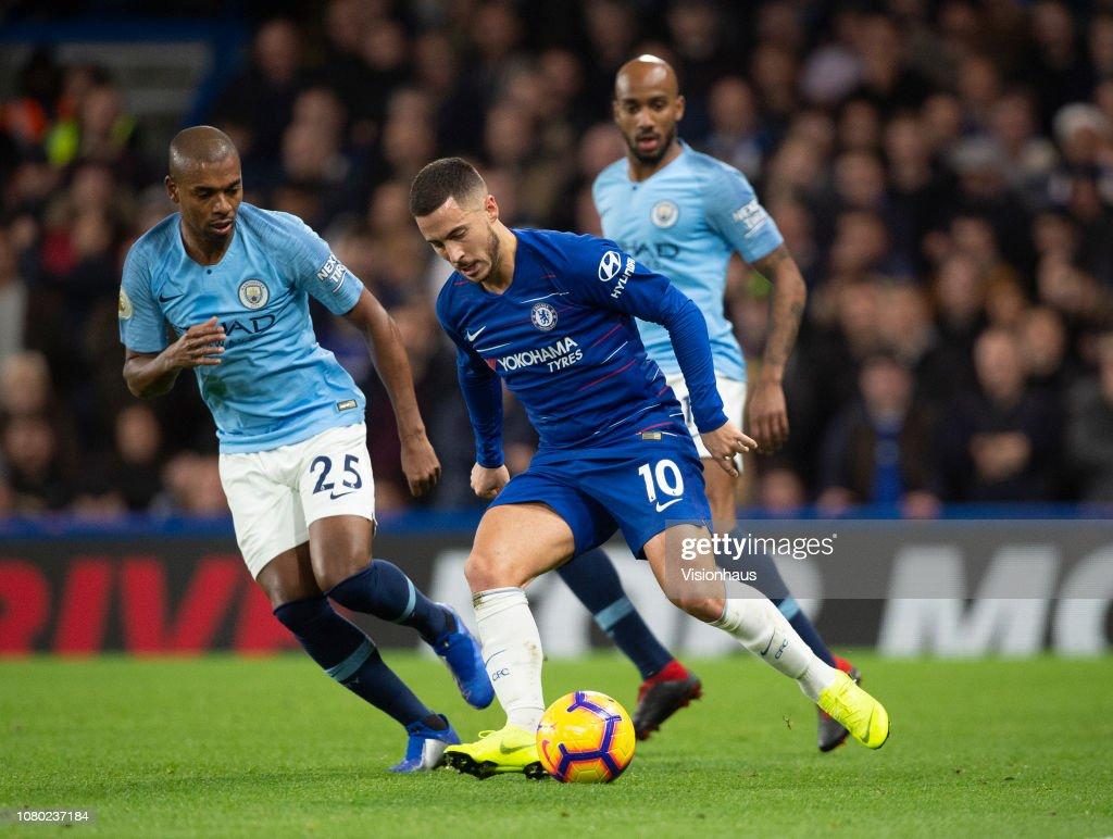 Chelsea FC v Manchester City - Premier League