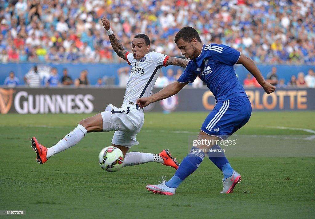International Champions Cup 2015 - Paris Saint-Germain v Chelsea : News Photo