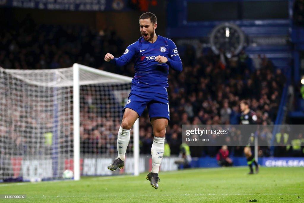 Chelsea FC v Brighton & Hove Albion - Premier League : News Photo