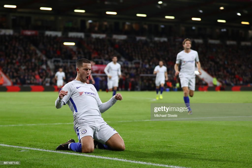 AFC Bournemouth v Chelsea - Premier League : News Photo