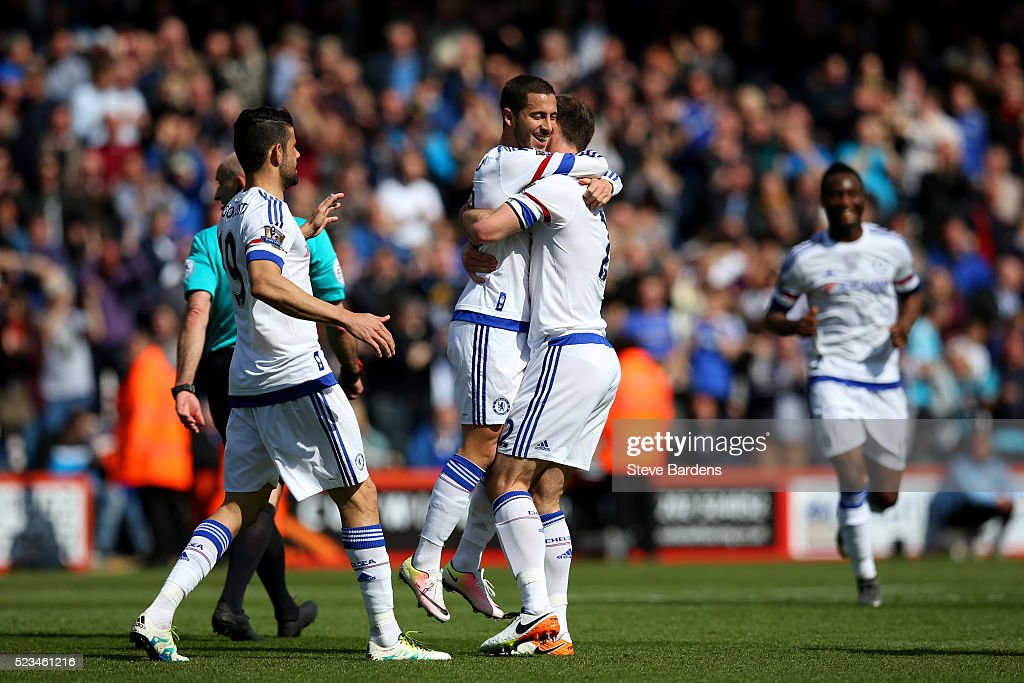 A.F.C. Bournemouth v Chelsea - Premier League : News Photo