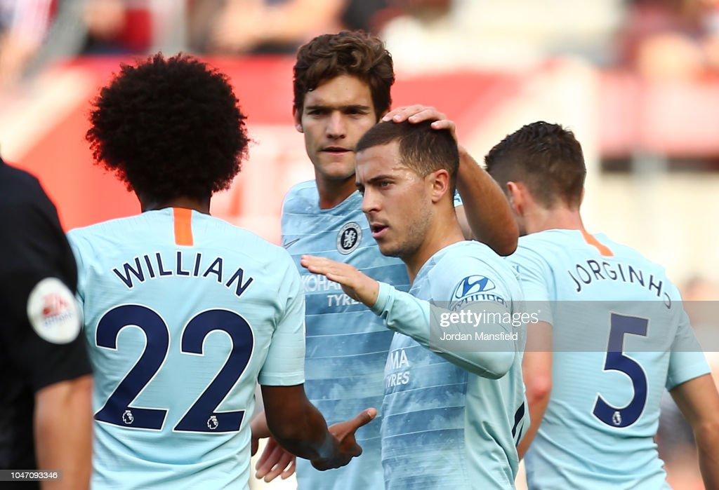 Southampton FC v Chelsea FC - Premier League