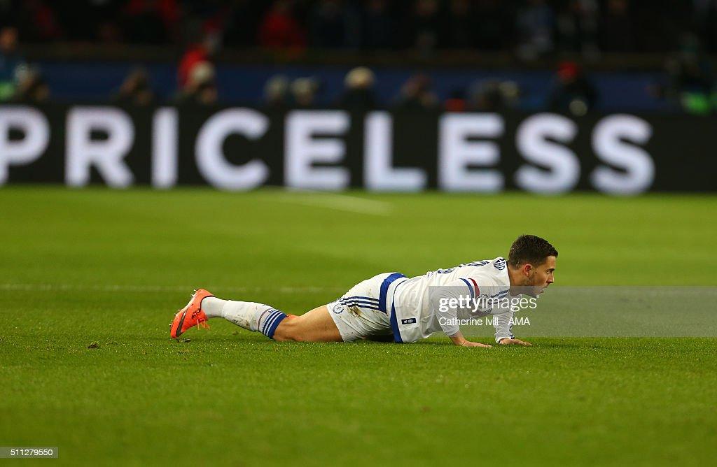 Paris Saint-Germain v Chelsea FC - UEFA Champions League Round of 16: First Leg : News Photo