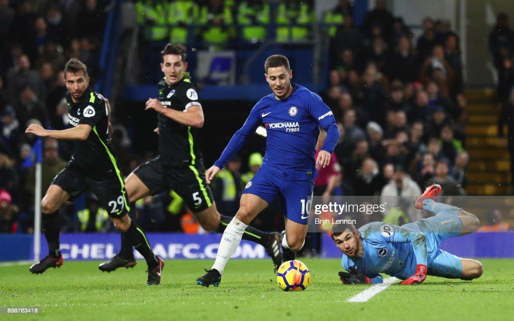 Chelsea v Brighton and Hove Albion - Premier League : News Photo