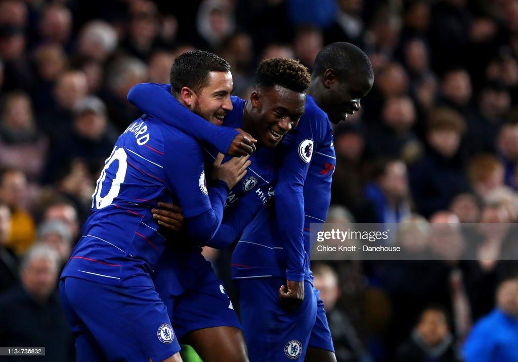 Chelsea FC v Brighton and Hove Albion - Premier League : News Photo