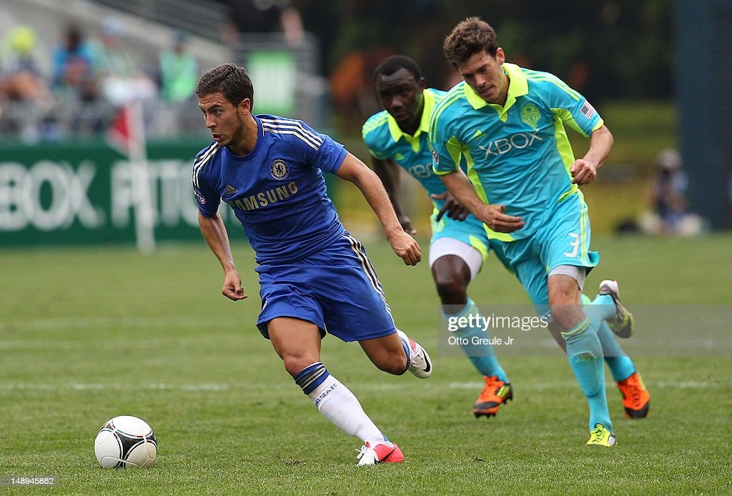 Chelsea FC v Seattle Sounders FC : News Photo