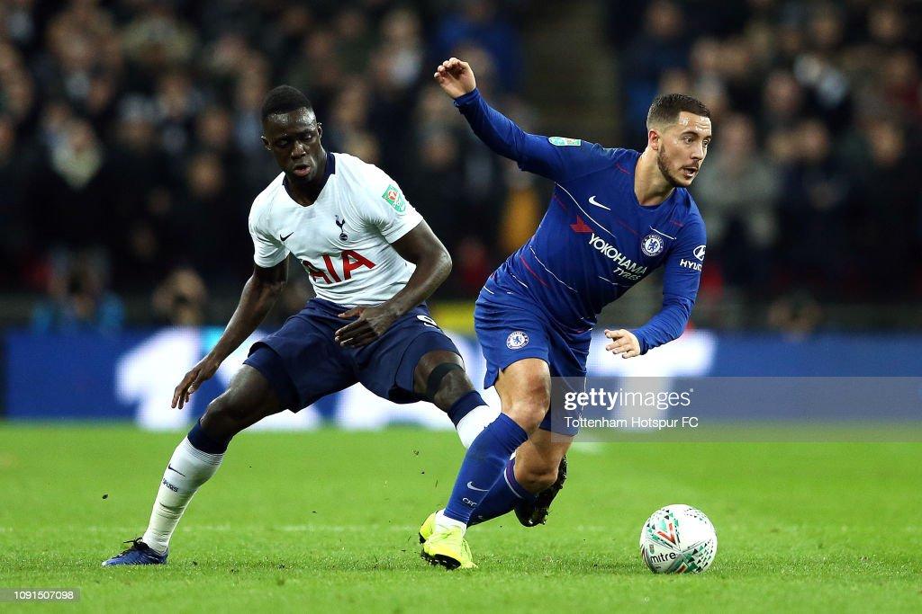 Tottenham Hotspur v Chelsea - Carabao Cup: Semi-Final First Leg : News Photo