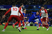 london england eden hazard chelsea action