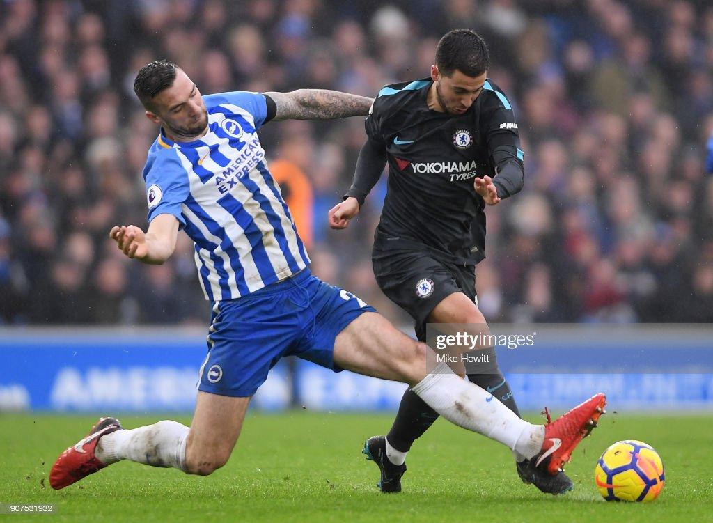Brighton and Hove Albion v Chelsea - Premier League : News Photo