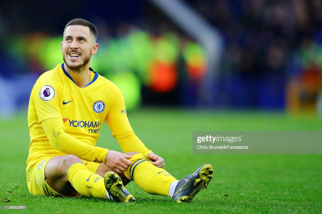 Everton FC v Chelsea FC - Premier League : News Photo