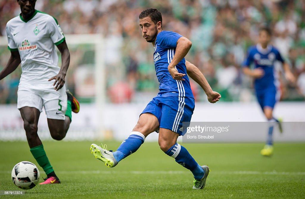 Werder Bremen v FC Chelsea  - Friendly Match : News Photo