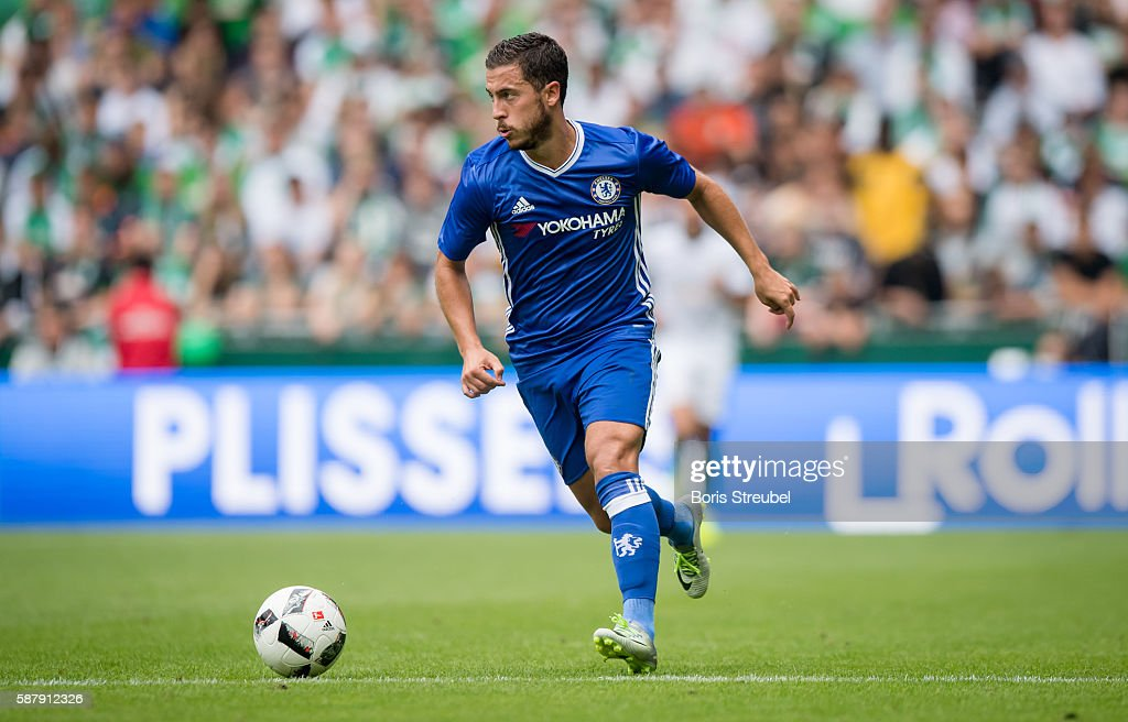 Werder Bremen v FC Chelsea  - Friendly Match : News Photo