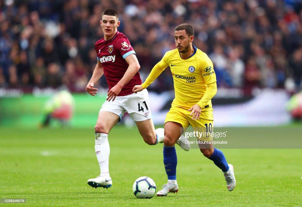 West Ham United v Chelsea FC - Premier League : News Photo