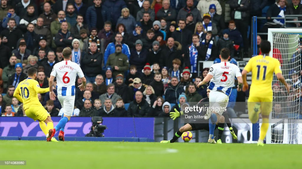 Brighton & Hove Albion v Chelsea FC - Premier League : News Photo