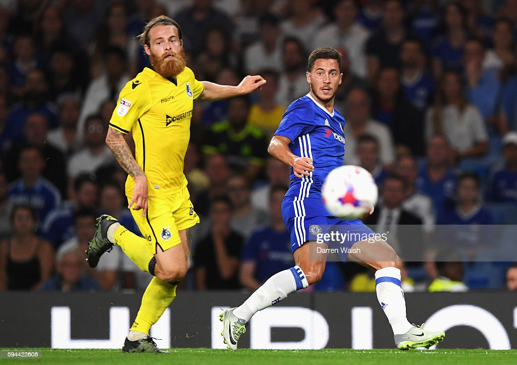 Chelsea v Bristol Rovers - EFL Cup : News Photo