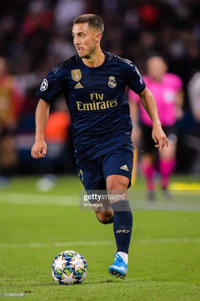 "UEFA Champions League""Paris St Germain v Real Madrid"" : ニュース写真"