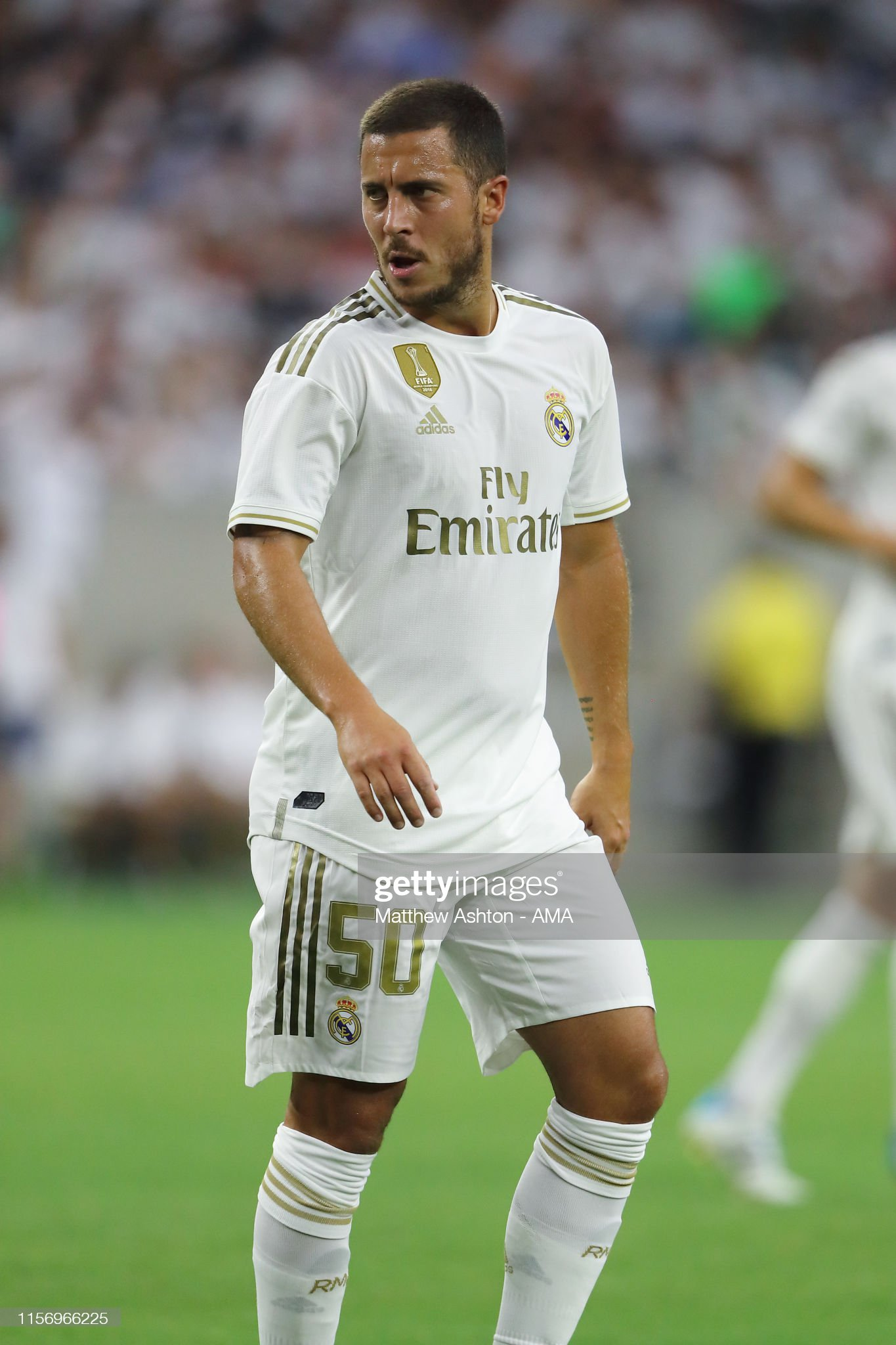 FC Bayern v Real Madrid - 2019 International Champions Cup : News Photo