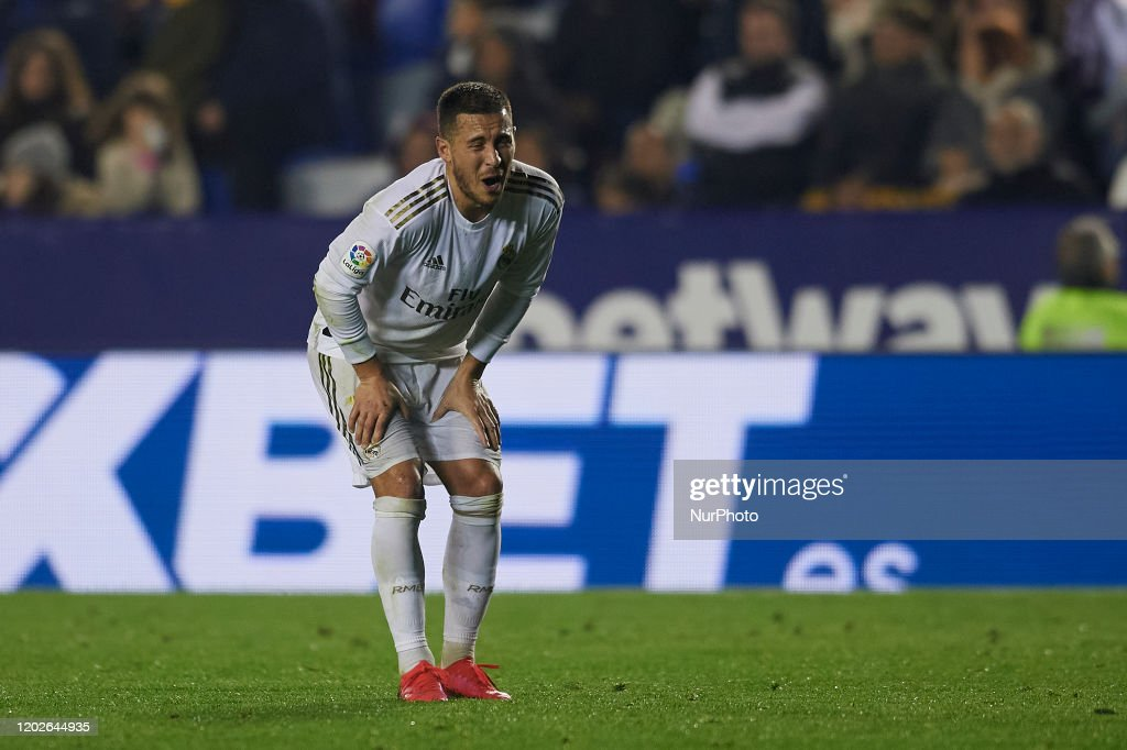Levante UD v Real Madrid CF  - La Liga : News Photo