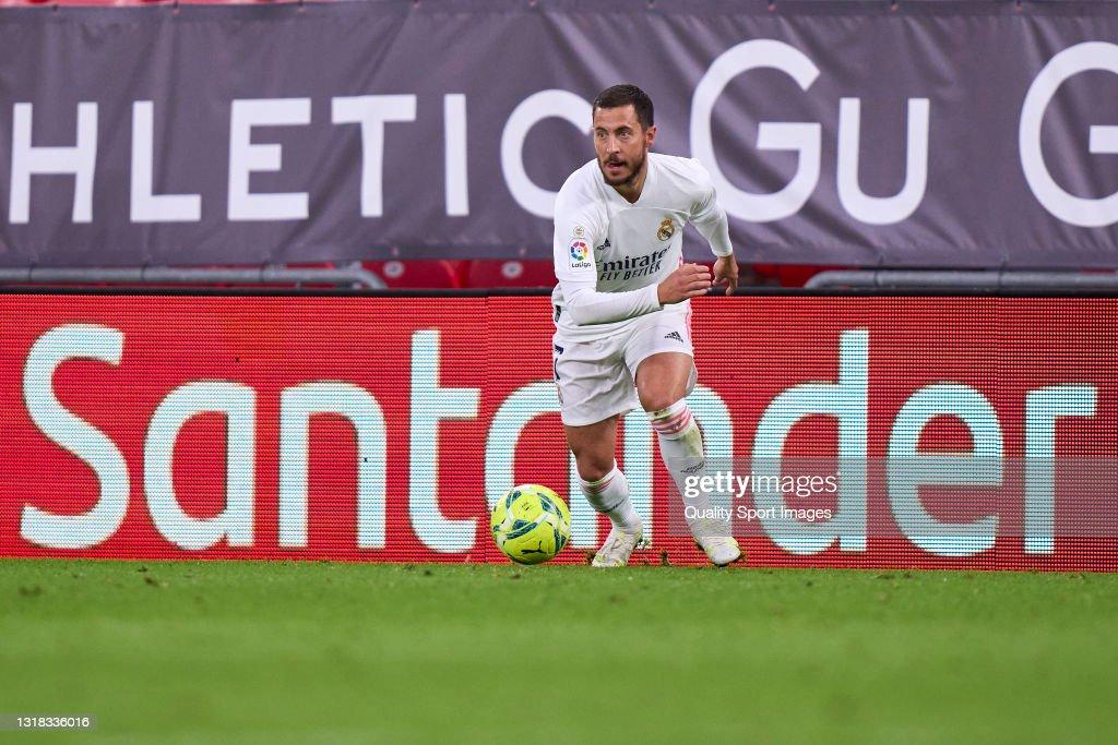Athletic Club v Real Madrid - La Liga Santander : Photo d'actualité