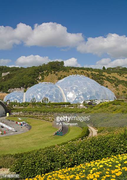 Eden Project Biomes, Cornwall, England