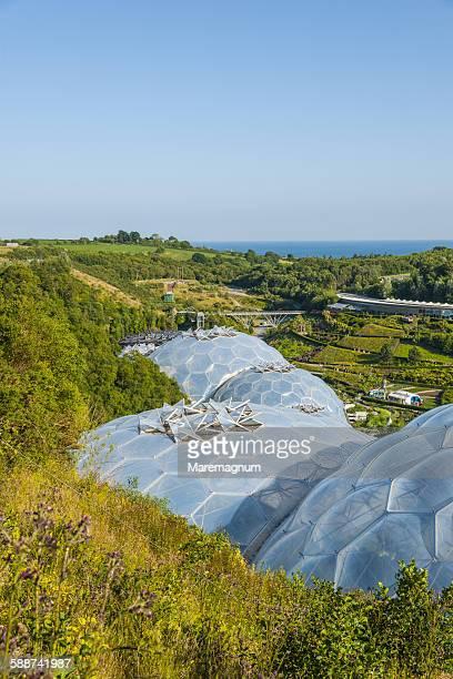 Eden Project, Multiple Greenhouse Complex