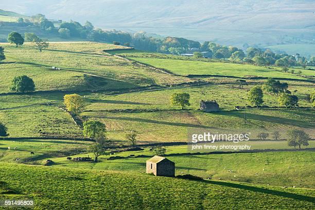 eden valley, cumbria - cumbria stock pictures, royalty-free photos & images