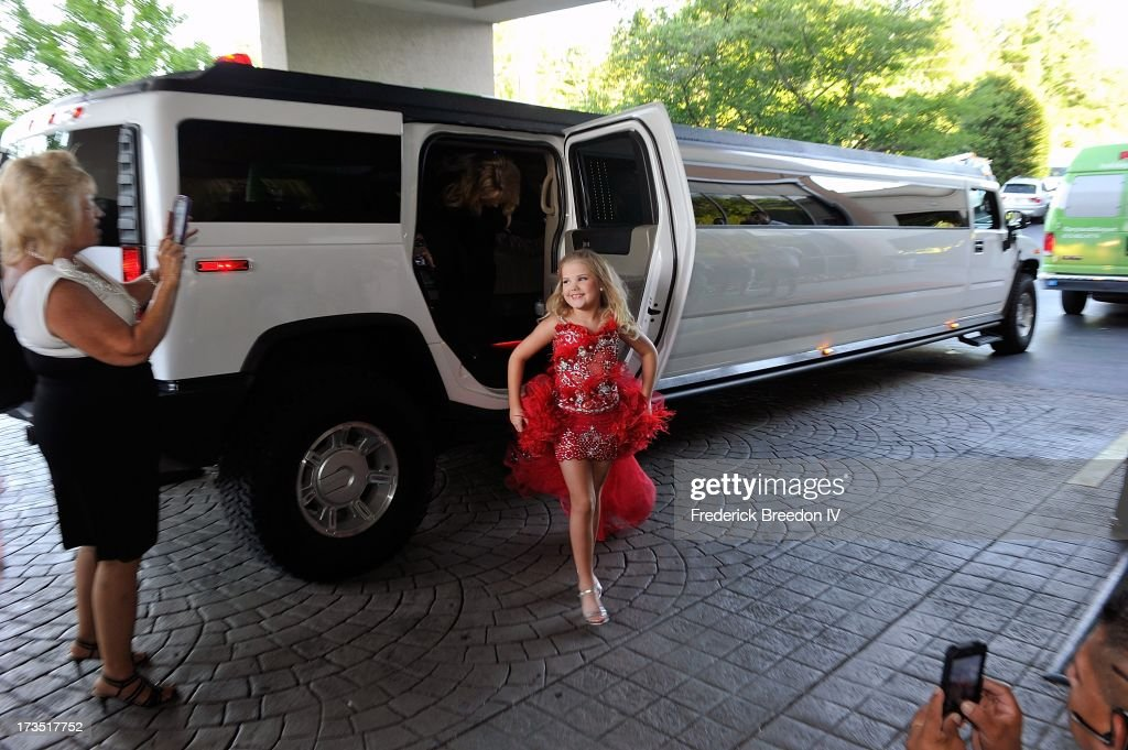 Eden Wood arrives at the First Annual Youth Excellence Awards at Holiday Inn Nashville Opryland Airport on July 15, 2013 in Nashville, Tennessee.