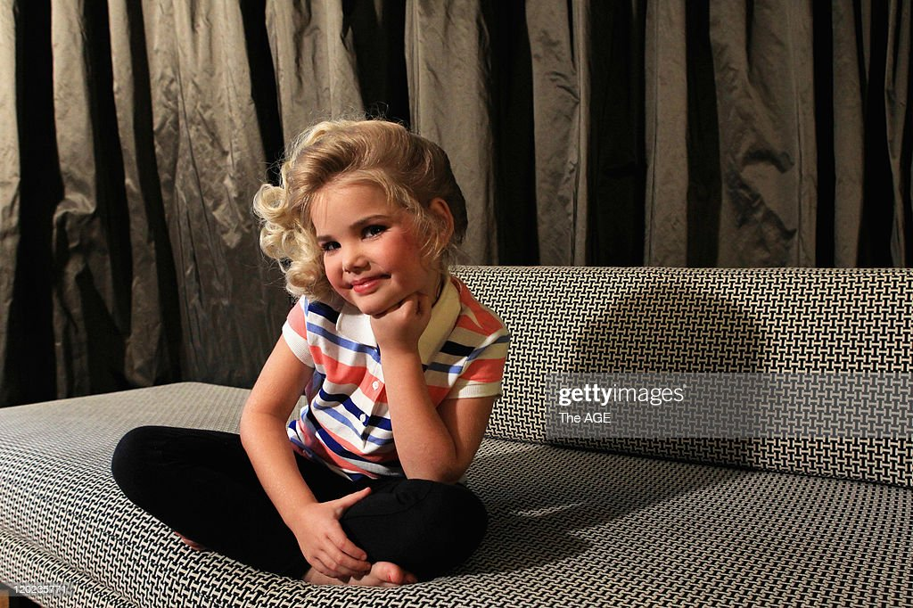 Melbourne Hosts Controversial Child Beauty Pageant
