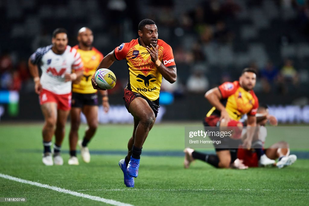 Rugby League World Cup 9s : News Photo