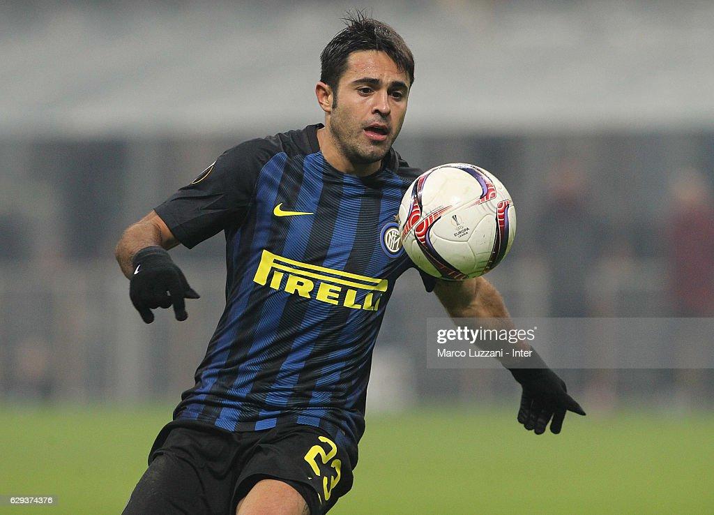 FC Internazionale Milano v AC Sparta Praha - UEFA Europa League : Nachrichtenfoto