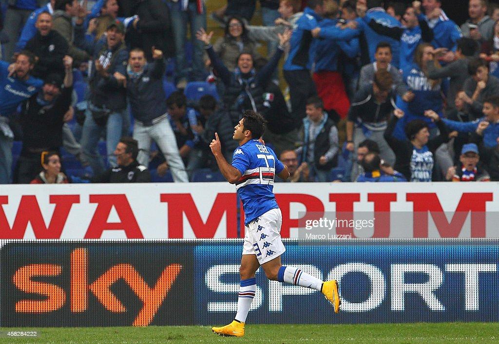 UC Sampdoria v ACF Fiorentina - Serie A : News Photo