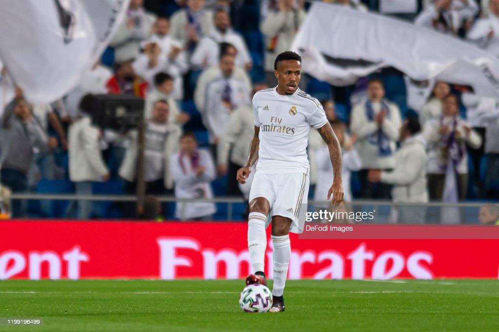 Real Madrid v Real Sociedad - Copa del Rey: Quarter Final : News Photo