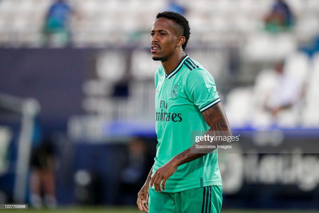 Leganes v Real Madrid - La Liga Santander : News Photo