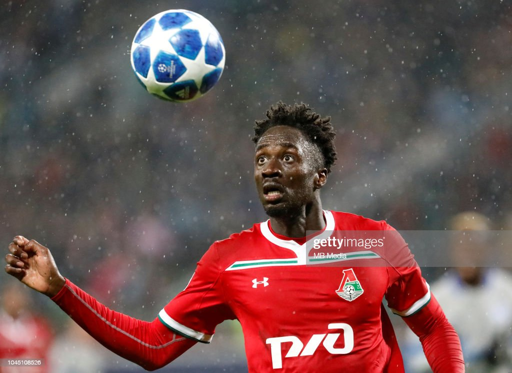 FC Lokomotiv Moscow v FC Schalke 04 - UEFA Champions League Group D : News Photo