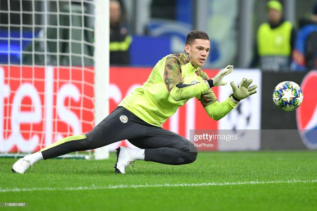 Atalanta v Manchester City - UEFA Champions League : ニュース写真