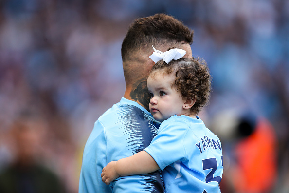 Picture of Ederson de Moraes Daughter, called Yasmin